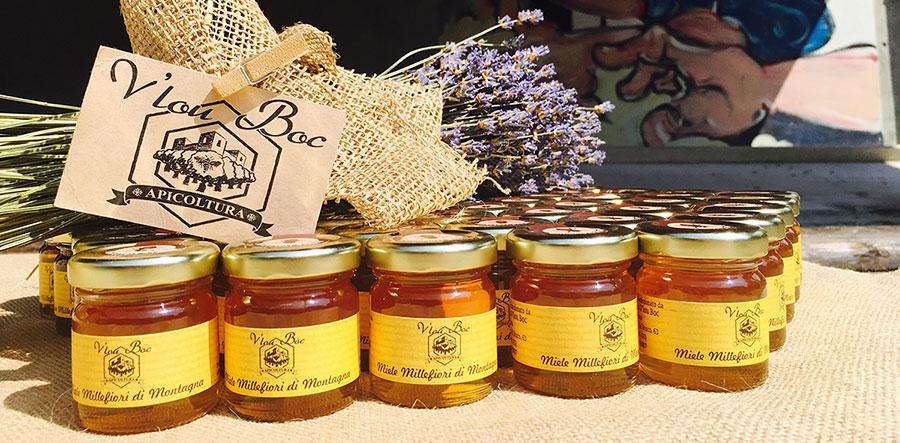 Bomboniere al miele Torino