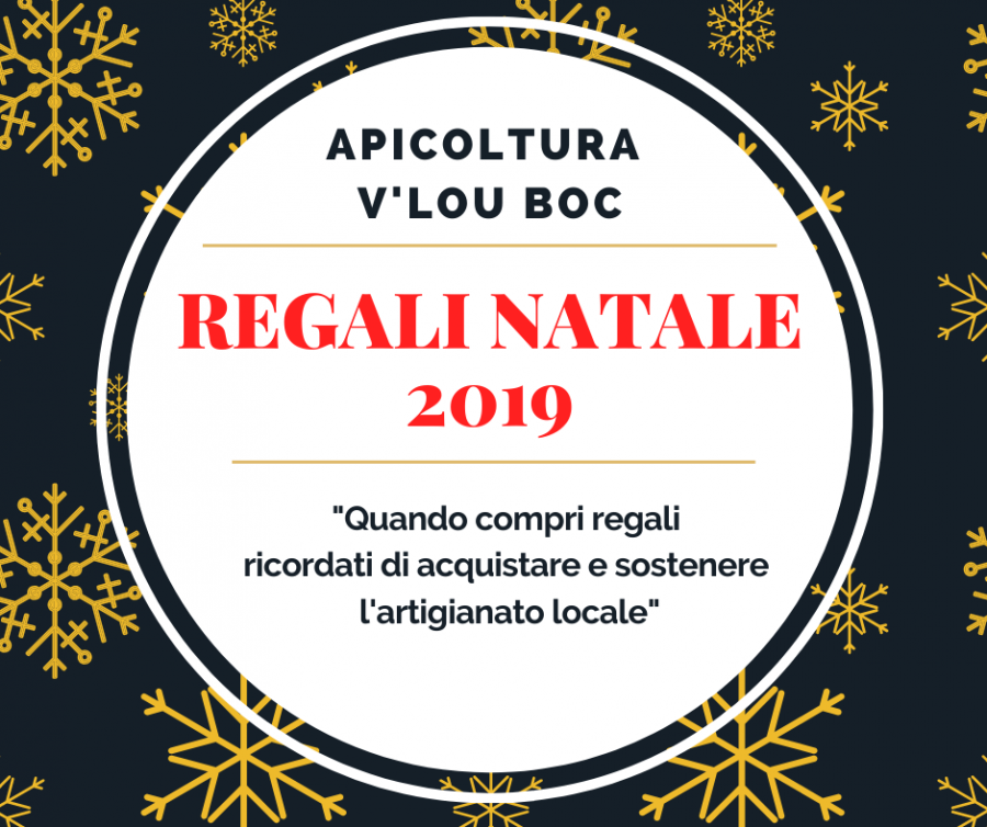 Regali Natale 2019